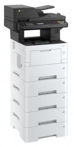 Multifunctional Laser monocrom UTAX P-4536MFP A4, 45 ppm, 1200dpi, 1GB RAM, USB2.0, LAN, Print, Copy, Scan, Fax0