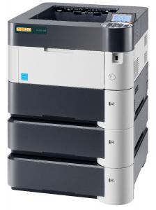 Imprimanta laser monocrom UTAX P-5531DN A4, 55 ppm, 1200dpi, 512MB ram, USB2.0, LAN1