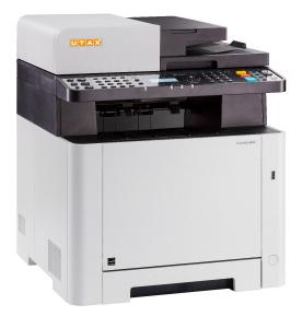 Multifunctional Laser Color UTAX P-C2155W MFP A4, 21 ppm, 600dpi, 512MB RAM, USB2.0, LAN, Wi-Fi, Duplex, Print, Copy, Scan, Fax2