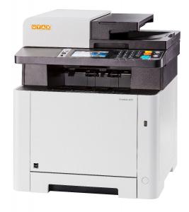 Multifunctional Laser Color UTAX P-C2655W MFP A4, 26 ppm, 1200dpi, 512MB RAM, USB2.0, LAN, Wi-Fi, Duplex, Print, Copy, Scan, Fax2