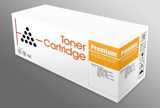 Cartus toner compatibil HP CE285A black 0