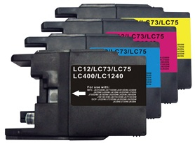 Brother lc1240 / lc1280 multipack compatibil 0