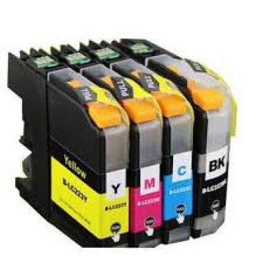 Brother lc225 / lc227 multipack compatibil 0