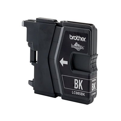 Brother lc39 / lc985 ( bk ) cartuş compatibil 0