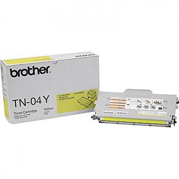 Brother TN-04 Yellow Original 0