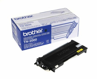 Brother TN2000 Toner Negru Original 0