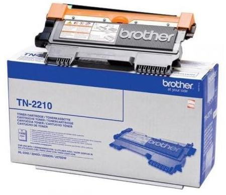 Brother TN2210 Toner Negru Original 0