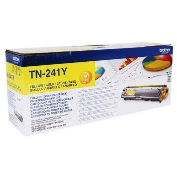 Brother TN241Y Toner Yellow Original 1