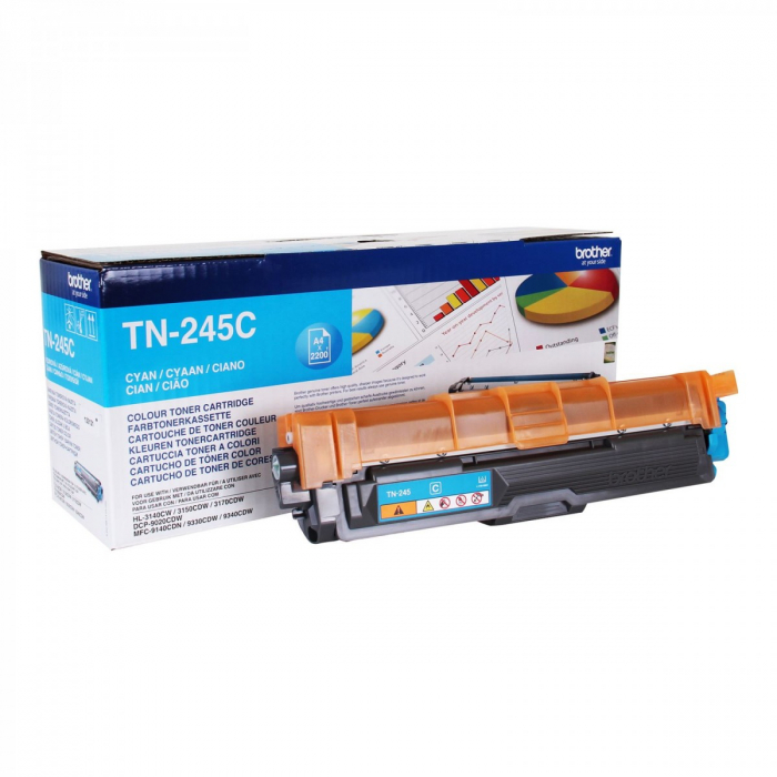Brother TN245M Toner Magenta Original 0