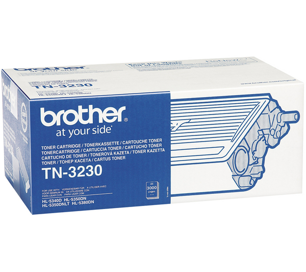 Brother TN3230 Toner Negru Original 0
