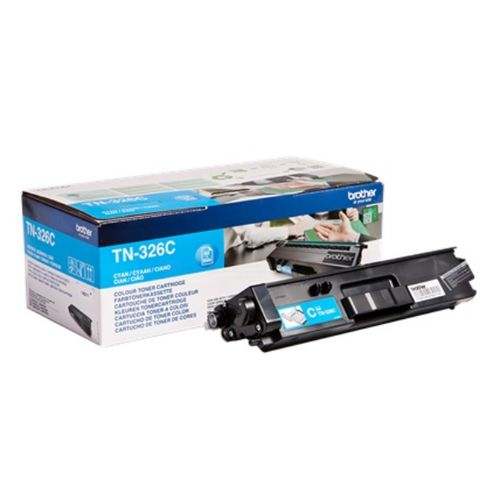 Brother TN326C Toner Cyan Original 0