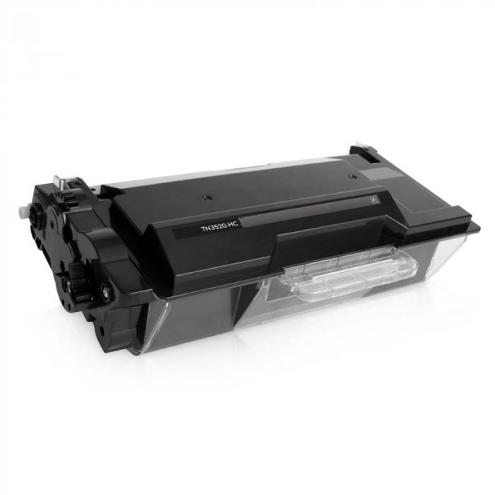 Brother tn820 / tn3520 toner compatibil 0