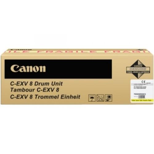 Canon C-EXV8Y Drum Yellow Original 0