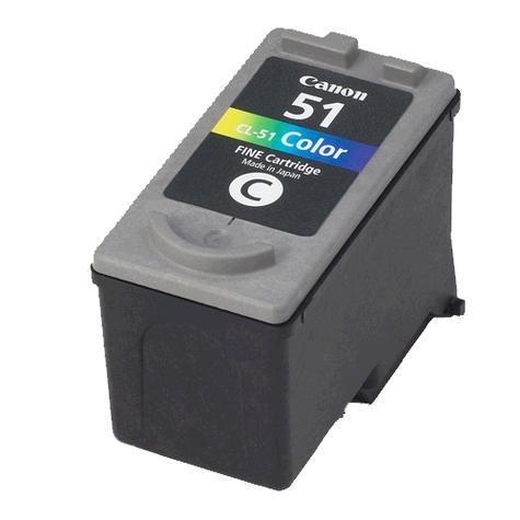 Canon cl-51 ( col. ) cartuş compatibil 0