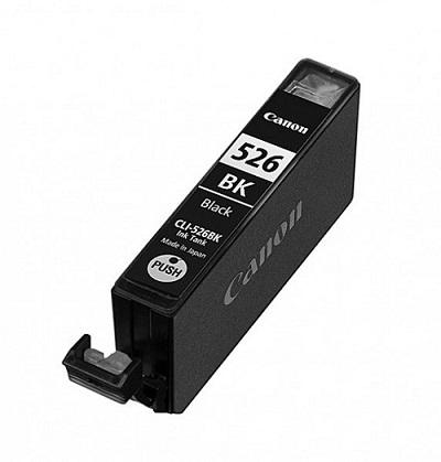 Canon cli-526 ( bk ) cartuş compatibil 0