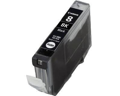 Canon cli-8 ( bk ) cartuş compatibil 0