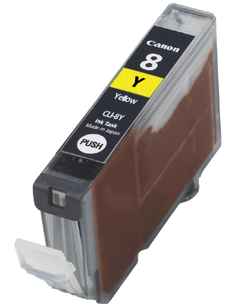 Canon cli-8 ( y ) cartuş compatibil 0