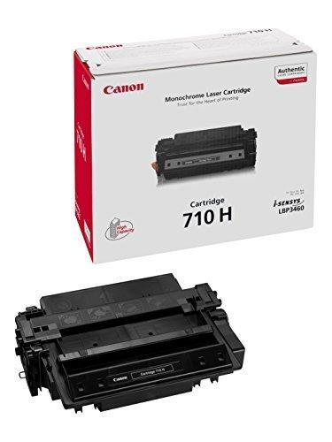 Canon CRG-710H Toner Negru Original 0
