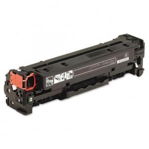 Canon crg-718 ( bk ) toner compatibil 0