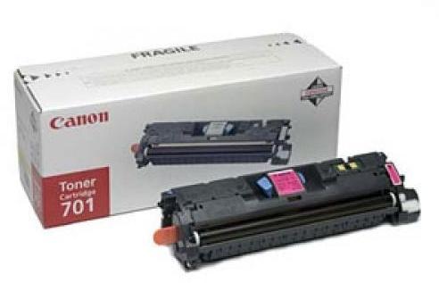 Canon EP-701LM Toner Magenta Original 0