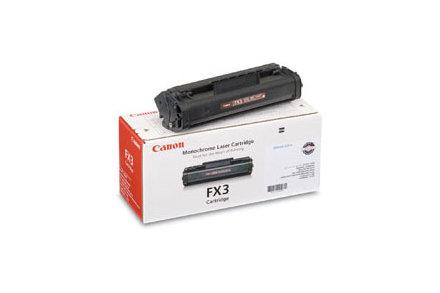 Canon FX-3 Toner Negru Original 0