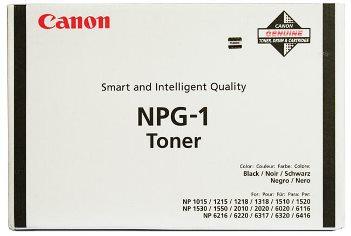 Canon NPG-1 Toner Negru Original 0