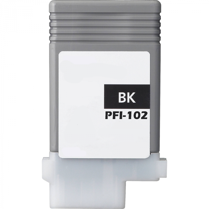 Canon pfi-102 ( bk ) cartuş compatibil [0]