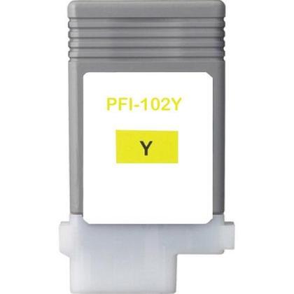 Canon pfi-102 ( y ) cartuş compatibil 0