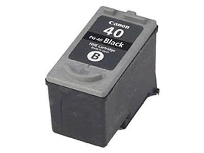 Canon pg-40 ( bk ) cartuş compatibil 0