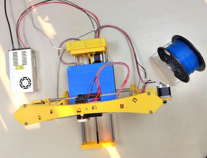 CoLiDo DIY 3D Printer [0]