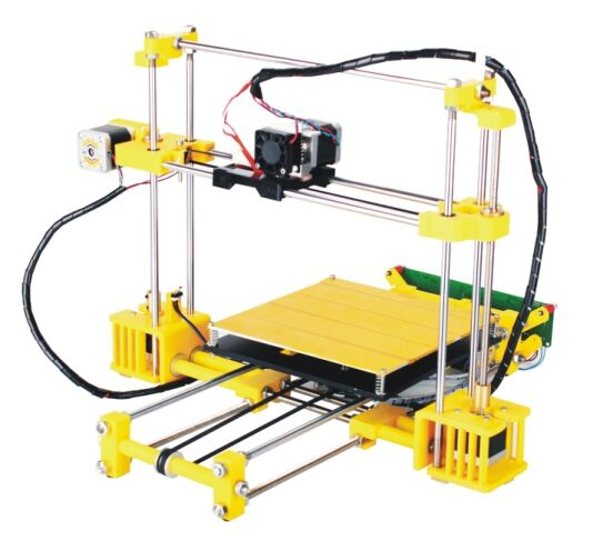 CoLiDo DIY 3D Printer [1]