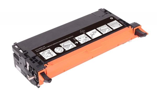 Epson c3800 / s051127 ( bk ) toner compatibil 0