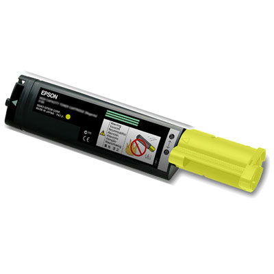 Epson s050191 ( y ) toner compatibil 0