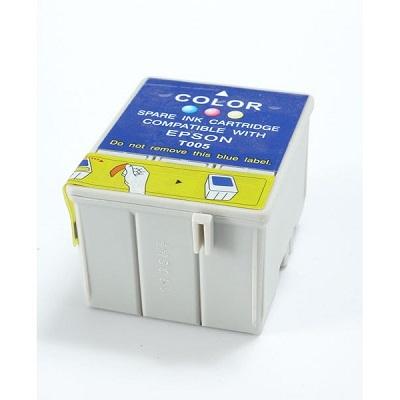 Epson t005011 (col.) cartuş compatibil 0