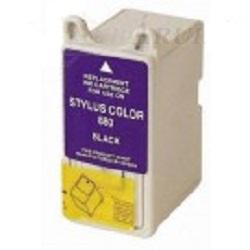 Epson t007011 (bk) cartuş compatibil 0
