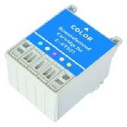 Epson t027201 (col.) cartuş compatibil 0