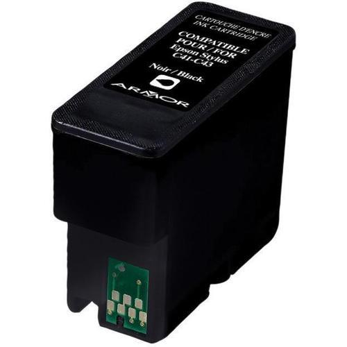 Epson t0381 ( bk ) cartuş cerneală compatibil [0]