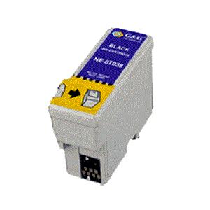 Epson t038201 (bk) cartuş cerneală compatibil 0