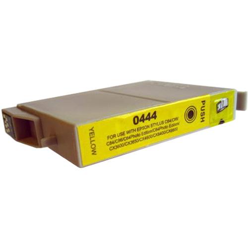 Epson t0444 (y) cartuş cerneală compatibil 0