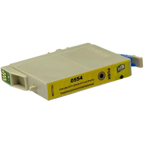 Epson t0554 ( y ) cartuş cerneală compatibil 0