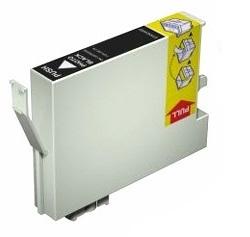 Epson t0611 ( bk ) cartuş cerneală compatibil 0