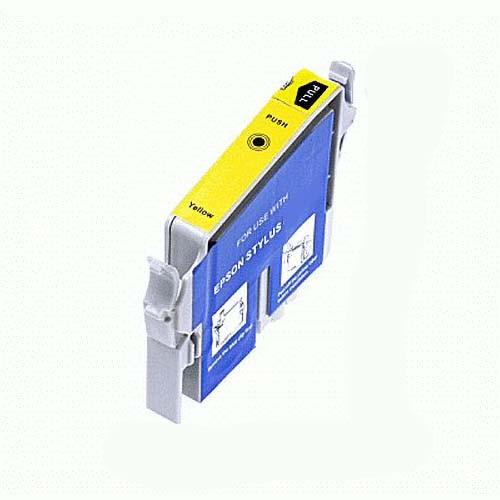 Epson t0614 ( y ) cartuş cerneală compatibil 0