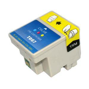 Epson t0670 ( col. ) cartuş cerneală compatibil 0