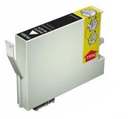 Epson t0711 / t0891 ( bk ) cartuş cerneală compatibil 0