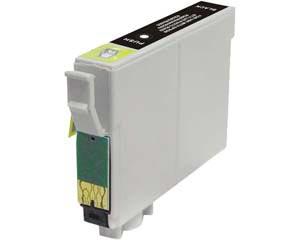 Epson t0801 ( bk ) cartuş cerneală compatibil 0