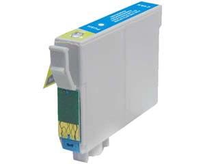 Epson t0802 ( c ) cartuş cerneală compatibil 0