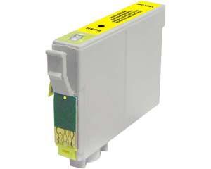 Epson t0804 ( y ) cartuş cerneală compatibil 0