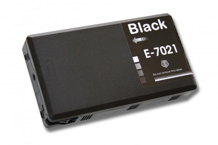 Epson t7021 / t7031 (bk) cartuş compatibil 0