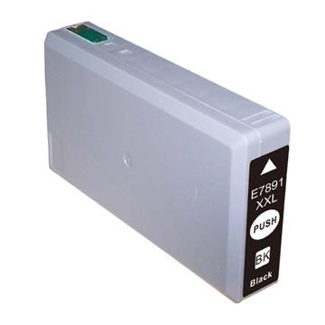 Epson t7891 (bk) cartuş compatibil 0