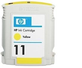 Hp 11 / c4838a ( y ) cartuş compatibil 0